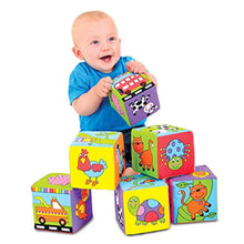 Load image into Gallery viewer, Galt Toys Baby Soft Blocks - iBuy Africa