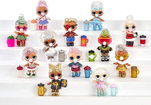 Load image into Gallery viewer, LOL Surprise Glitter Globe Doll Winter Disco Series, 8 Surprises, Multi - iBuy Africa