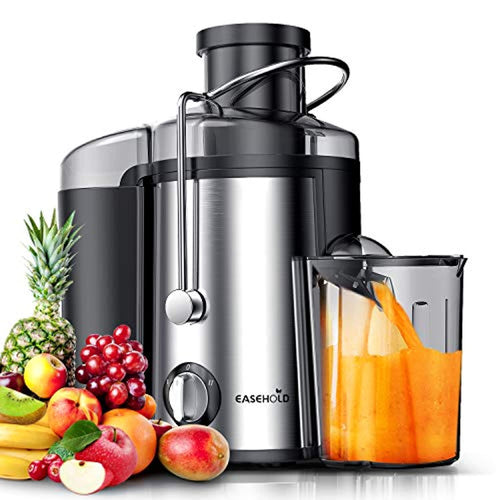 EASEHOLD Fruit Juicer Professional Whole Vegetable Extractor 800W Dual Juice Machine - iBuy Africa