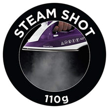 Load image into Gallery viewer, Russell Hobbs  Supreme Steam Traditional Iron, 2400 W, Purple/White - iBuy Africa