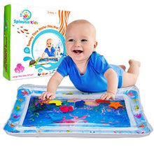 Load image into Gallery viewer, Splashin'kids Inflatable Tummy Time Premium Water mat Infants & Toddlers is The Perfect Fun time Play Activity Center Your Baby's Stimulation Growth - iBuy Africa