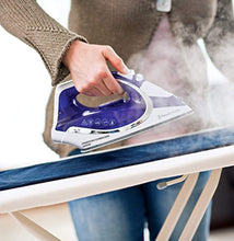 Load image into Gallery viewer, Russell Hobbs 23300 Freedom Cordless Iron, 2400 W, Purple/White, Porcelain - iBuy Africa