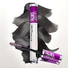 Load image into Gallery viewer, Maybelline Mascara Instant Lash Lift Look the Falsies Lengthening Volumising Mascara 01, Black - iBuy Africa