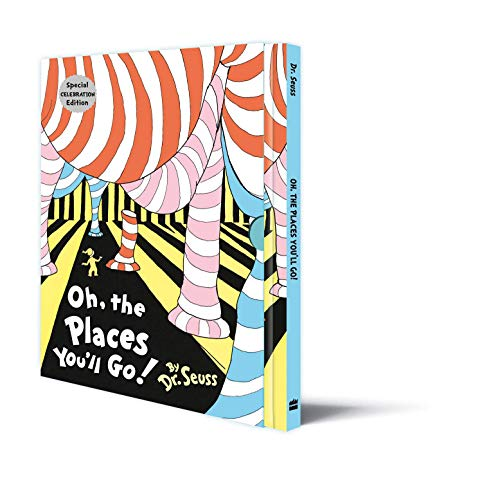 Oh, The Places You'll Go! Deluxe Gift Edition: Celebration Gift for All Ages (Dr. Seuss) - iBuy Africa