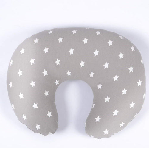 'Nursing Pillow' Widgey 5-in-1 Multi-Function Nursing Pillow Grey - iBuy Africa
