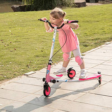 Load image into Gallery viewer, AODI Swing Scooter Adjustable 3 Wheels Foldable Wiggle Scooter Self Drifting for Kids/Adult Age 6 Years Old and Up - iBuy Africa