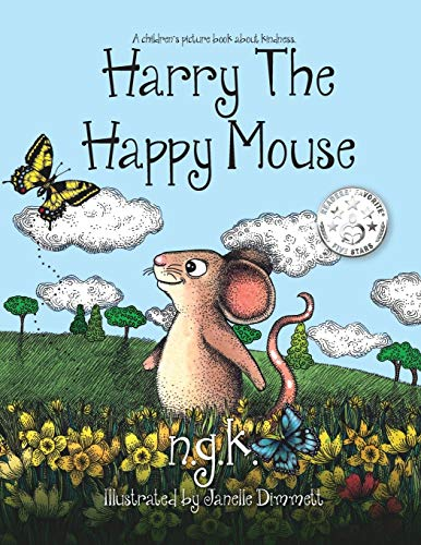 Harry The Happy Mouse: Teaching children to be kind to each other. - iBuy Africa