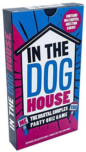 In The xDog House - The Brutal Couples Party Game Adults Party Drinking Quiz Game - iBuy Africa