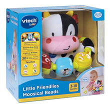 Load image into Gallery viewer, Vtech 166003 Baby Little Friendlies Moosical Beads Baby Toy Baby Educational and Sensory Toy with Music and Light For Babies & Toddlers from 3 Months+ - iBuy Africa