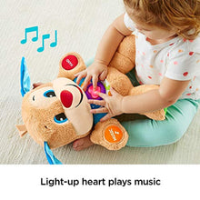 Load image into Gallery viewer, Fisher-Price FPM43 Smart Stages Puppy, Laugh and Learn Soft Educational Electronic Toddler Learning Toy with Music and Songs, Suitable for 6 Months+ - iBuy Africa