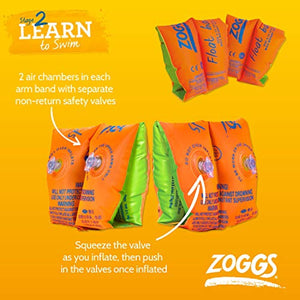 Zoggs Kid's Swimming Pool Float Armbands - iBuy Africa