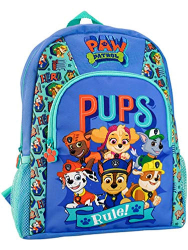 Paw Patrol Kids Chase Marshall Rubble Backpack - iBuy Africa