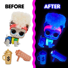 Load image into Gallery viewer, L.O.L. Surprise! Pets with Real Hair & 9 Including Black Light Surprises, Multi - iBuy Africa