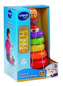 Vtech Baby Vtech Stack and Discover Rings - iBuy Africa