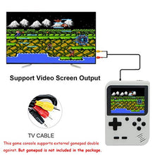 Load image into Gallery viewer, Retro Games Console Handheld with 400 NES Classic NES FC Games, 2.8 Inch Portable Mini Pocket Gameboy, Rechargeable 800mAh Battery, TV Output, Christmas Birthday Gift for Men Women Boys Girls - iBuy Africa