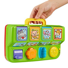 Load image into Gallery viewer, Think Gizmos Musical Pop Up Animal Toy For Toddlers - Interactive Musical Toys For 1 Year Olds + - iBuy Africa