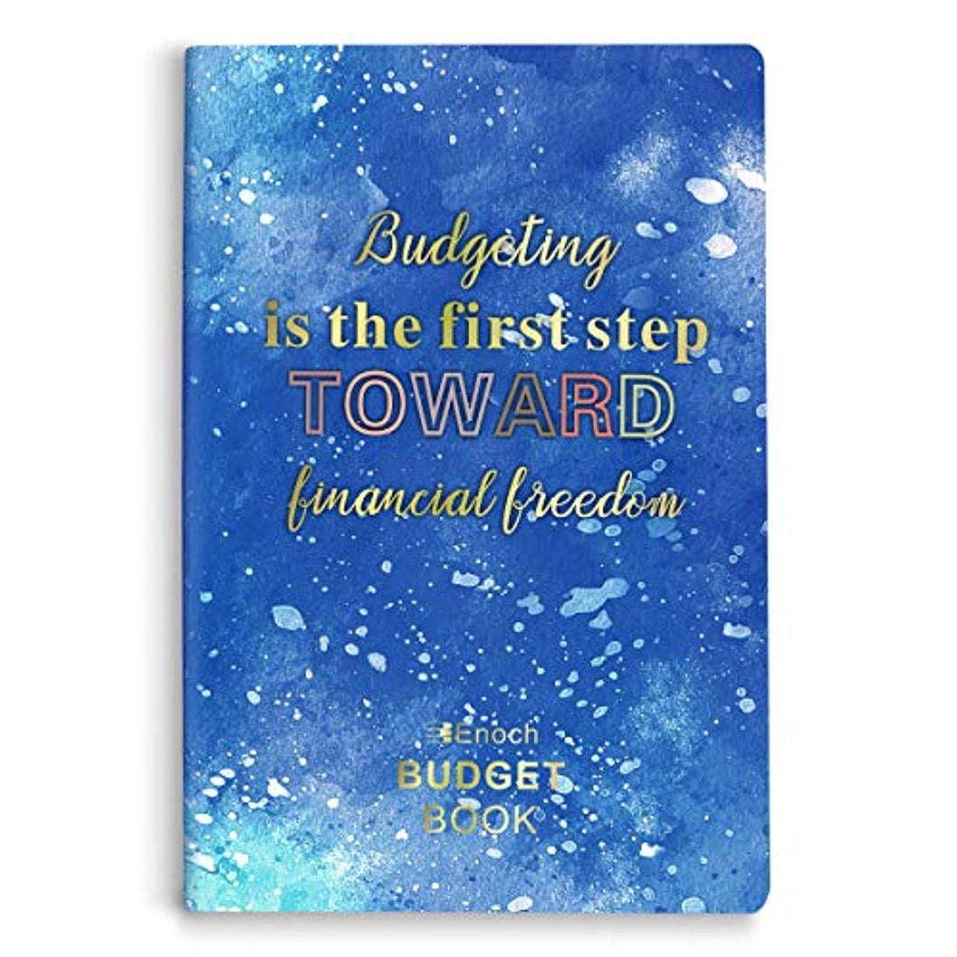 Budget Planner, Personal Finance Diary & Journal with Sticker, Weekly Monthly Expense Tracker Notebook for Bill Money Cash, 2020 Budgeting & Savings Book, Household Yearly Note Organiser for Receipts - iBuy Africa
