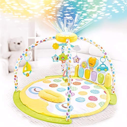 Venture Babies Gym | Treetop Owl and Friends Activity Floor Gym | Play mat Baby - iBuy Africa