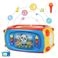 Load image into Gallery viewer, NextX Baby Musical Player Toddler Learning Activity Toys With Microphone, 41 songs & lights - Great Gift Toys for Children & Kids Boys and Girls - iBuy Africa