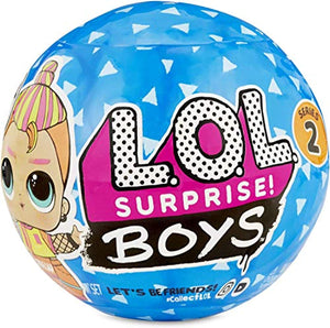 LOL Surprise Boys Series 2 Doll, 7 Surprises, Random - iBuy Africa