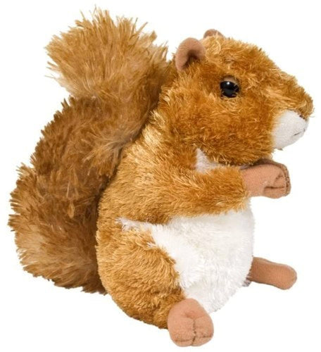 Flopsie Teddy Squirrel, Multicolor - iBuy Africa