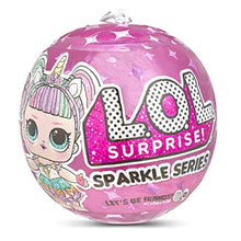 Load image into Gallery viewer, L.O.L. Surprise! L.O.L Sparkle Series with Glitter Finish and 7 Surprises, Multi - iBuy Africa