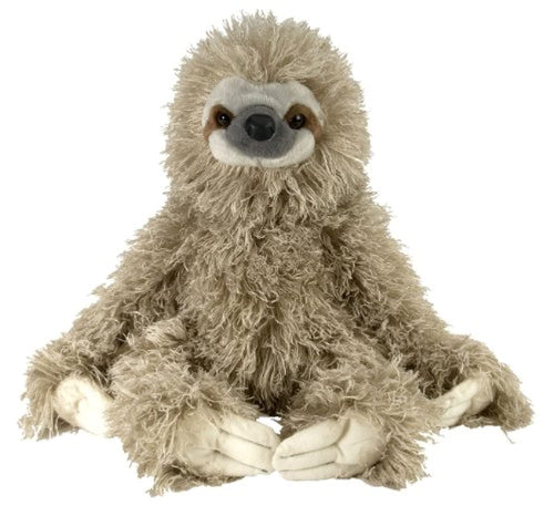 Wild Republic Sloth Plush, Soft Toy, Cuddlekins - iBuy Africa