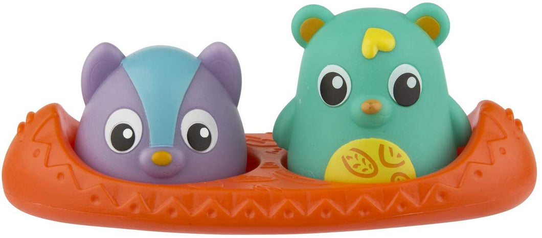 Playgro Toy, Heat Sensored Bath Toy, 3 Piece, Bath Toy, from 6 Months, BPA Free, Colourful, 40215 - iBuy Africa