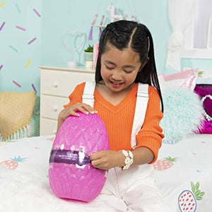 HATCHIMALS WOW, Llalacorn 32 Inch (81.3 cm) Tall Interactive Hatchimal with Re-Hatchable Egg (Styles May Vary), Multicolour - iBuy Africa