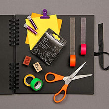 Load image into Gallery viewer, Black Kraft Square Scrapbook - iBuy Africa