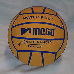 Mega Water Polo Ball Yellow Size 3 - iBuy Africa