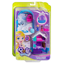 Load image into Gallery viewer, Polly Pocket FRY37 Pocket World Snow Secret Compact Play Set, Multi-Colour - iBuy Africa