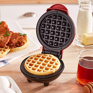 Candora Mini Waffle Maker Machine for Individual Waffles, Paninis, Hash Browns etc. - iBuy Africa