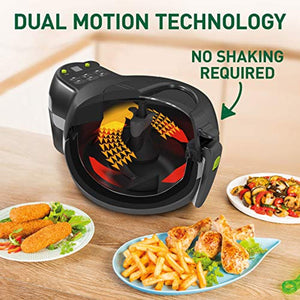 Tefal Actifry, Air Fryer, Traditional, (4 Portions), Black, 1 Kg Capacity - iBuy Africa