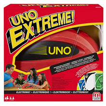 Load image into Gallery viewer, Mattel Games Uno Extreme Card Game with Electronic Launcher - iBuy Africa