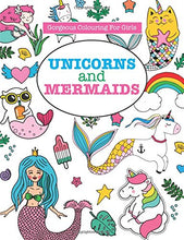 Load image into Gallery viewer, Gorgeous Colouring for Girls - Unicorns and Mermaids (Gorgeous Colouring Books for Girls) - iBuy Africa