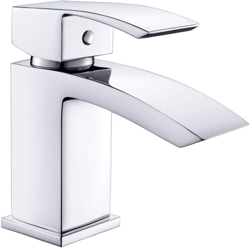Celala |Bathroom Brass Chrome Basin Sink Mixer Taps with 10 Years Warranty - iBuy Africa