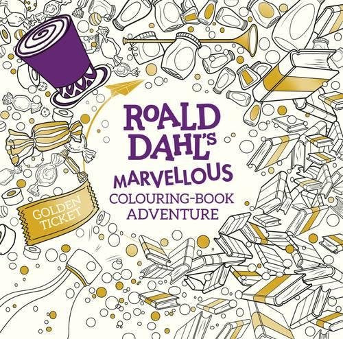 Roald Dahl's Marvellous Colouring-Book Adventure (Colouring Books) - iBuy Africa