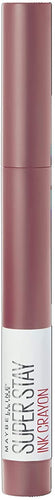 Maybelline Lipstick, Superstay Matte Ink Crayon Longlasting Nude Lipstick with Precision Applicator 10 Trust Your Gut 15 Lead The Way - iBuy Africa