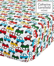 Load image into Gallery viewer, Catherine Lansfield Transport Easy Care Single Duvet Set Bright - iBuy Africa