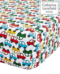 Catherine Lansfield Transport Easy Care Single Duvet Set Bright - iBuy Africa
