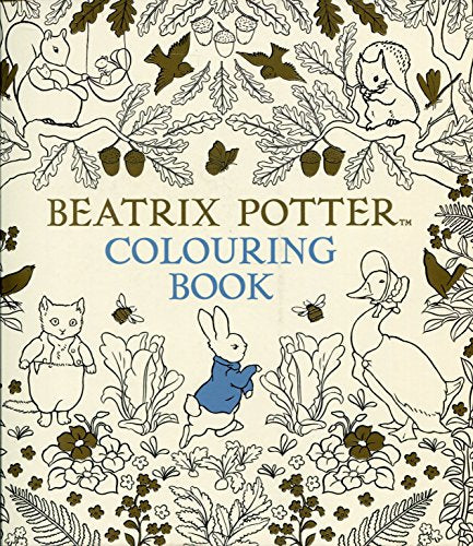 The Beatrix Potter Colouring Book - iBuy Africa