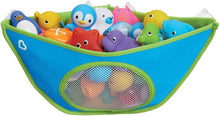 Load image into Gallery viewer, Munchkin High'n Dry Corner Bath Toy Organiser, Blue - iBuy Africa