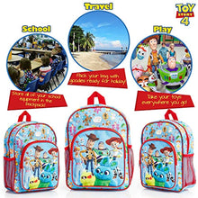 Load image into Gallery viewer, Toy Story 4 Backpack for Kids with All Over Toys Print, Fun Toddlers Rucksack with Forky Buzz Woody Ducky & Bunny, Perfect Children School Bag Nursery Or Preschool Bag, Gifts for Boys Girls - iBuy Africa