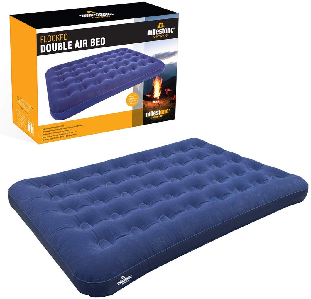Milestone Camping Airbed Double - iBuy Africa