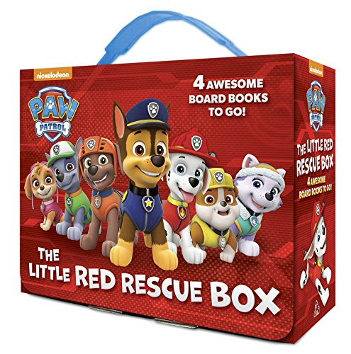 The Little Red Rescue Box (Paw Patrol) - iBuy Africa