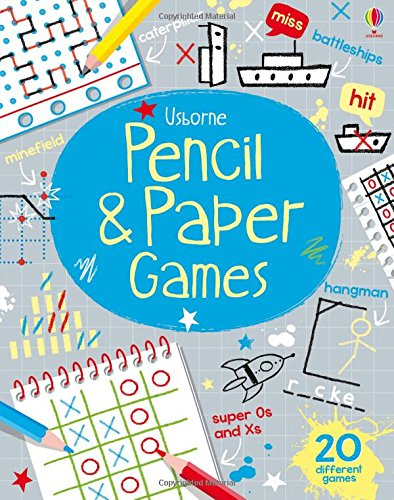Pencil & Paper Games (Tear-Off Pads): 1 - iBuy Africa