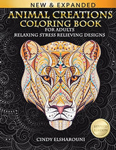 Load image into Gallery viewer, Animal Creations Coloring Book: Inspired By Nature - iBuy Africa