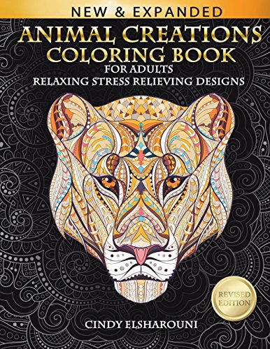 Animal Creations Coloring Book: Inspired By Nature - iBuy Africa