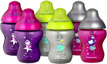 Load image into Gallery viewer, Tommee Tippee Closer to Nature Decorated Baby Bottles, 260ml - iBuy Africa